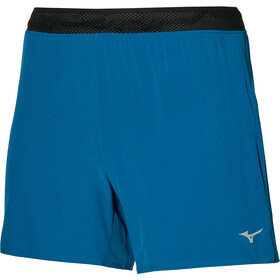 Mizuno Aero 4.5 Shorts Men, mykonos blue